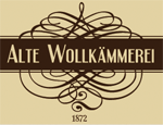 Event Location Alte Wollkämmerei Logo