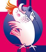 Event Location Karaokeclub Kakadu Logo
